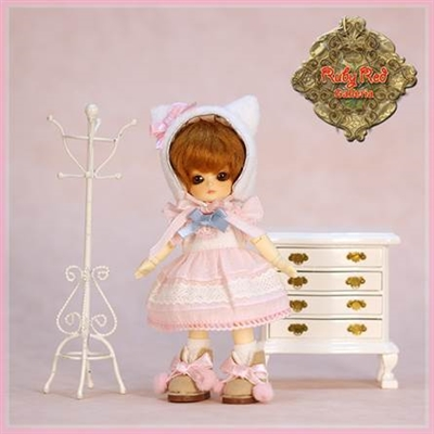 Ruby Red Galleria Honee-B - Outfit Pink Elf CC0018A