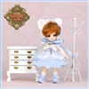 Ruby Red Galleria Honee-B - Outfit Blue Elf CC0019A