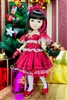 Pre-Order Deposit: Bella - Holiday Doll