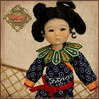 Pre-Order: Ruby Red Galleria HA0036A Peng Ping, Dragon Boat Sister