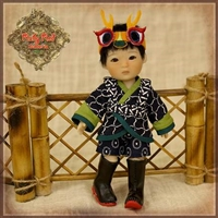 Pre-Order: Ruby Red Galleria Shan HA0037A Dragon Boat Boy