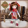 Ruby Red Galleria Little Sophie #HA0041A