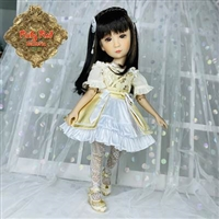 Pre-Order: Ruby Red Galleria Girls Of The Orient - Spring KA0005A