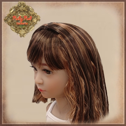 Wig - Girls Of The Orient KD0004A Straight & Wavy