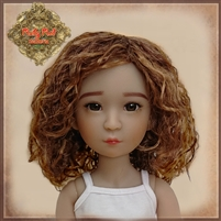 Wig - Girls Of The Orient KD0005A Short & Wavy