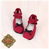 Shoes - Girls Of The Orient KH0003A Red