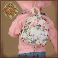 "Ruby Red Galleria 12"" In Motion Girl - Back Pack WZ0010A"