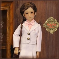 Pre-Order: In Motion Girl #WA0020A InMotion Girl - Alexandra Doll Set