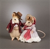 Melanie Hamilton & Ashley Wilkes Mice Set