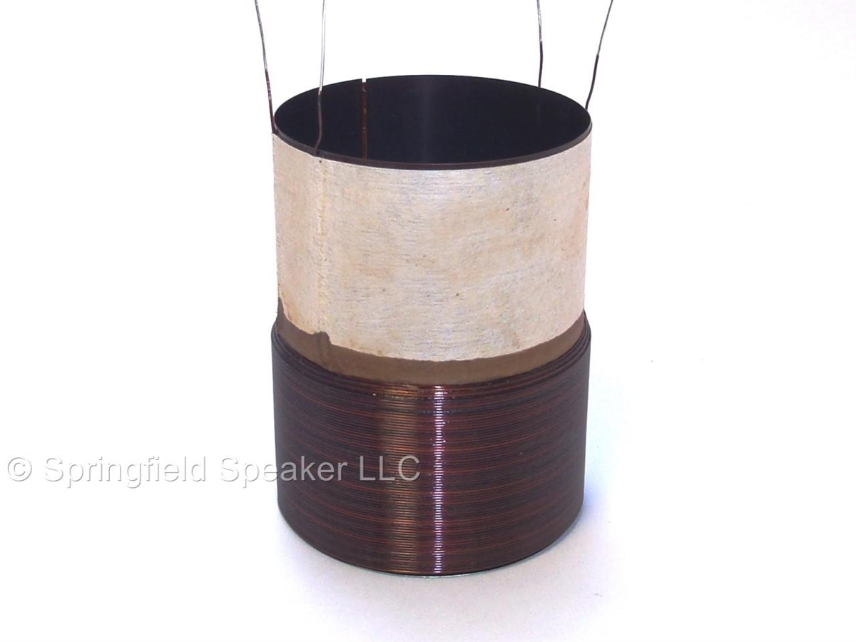 238 Inch Kicker Subwoofer Voice Coil D4 Ohm Cvr 12 Wiring Alternative Views
