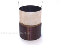 2.5 inch Subwoofer Voice Coil