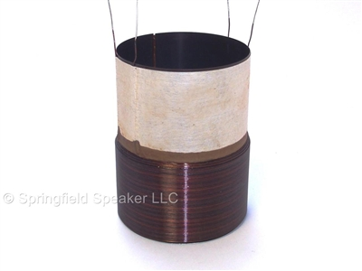 2.5 inch Alpine Type R Voice Coil