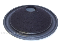 "10"" Heavy-duty Kevlar Pulp Subwoofer Cone with Foam Surround"