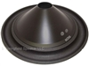 "15 Inch Poly Subwoofer Cone with Foam Surround - For 2"" Voice Coil"