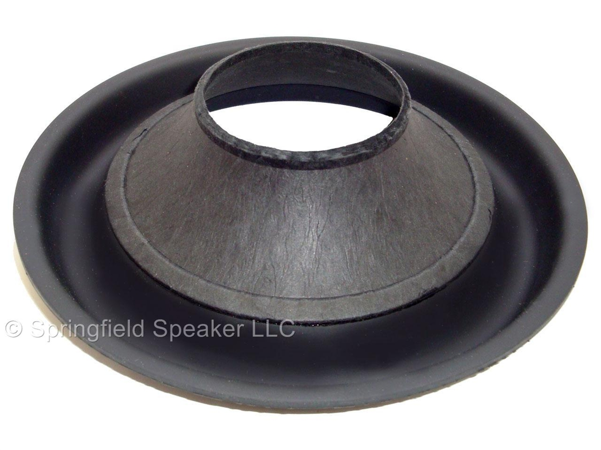 12 Kevlar Pulp Subwoofer Cone With Tall Heavy Duty Rubber Surround Rockford Fosgate Hx2