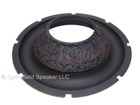 Genuine 12 inch Rockford Fosgate HX2 Subwoofer Cone with Rubber Surround