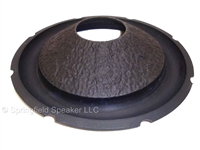 12 inch Kevlar Pulp Subwoofer Cone with Rubber Surround