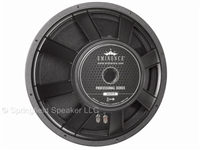 18 inch Genuine Eminence Omega Pro-18A Woofer / Speaker - 4 ohm