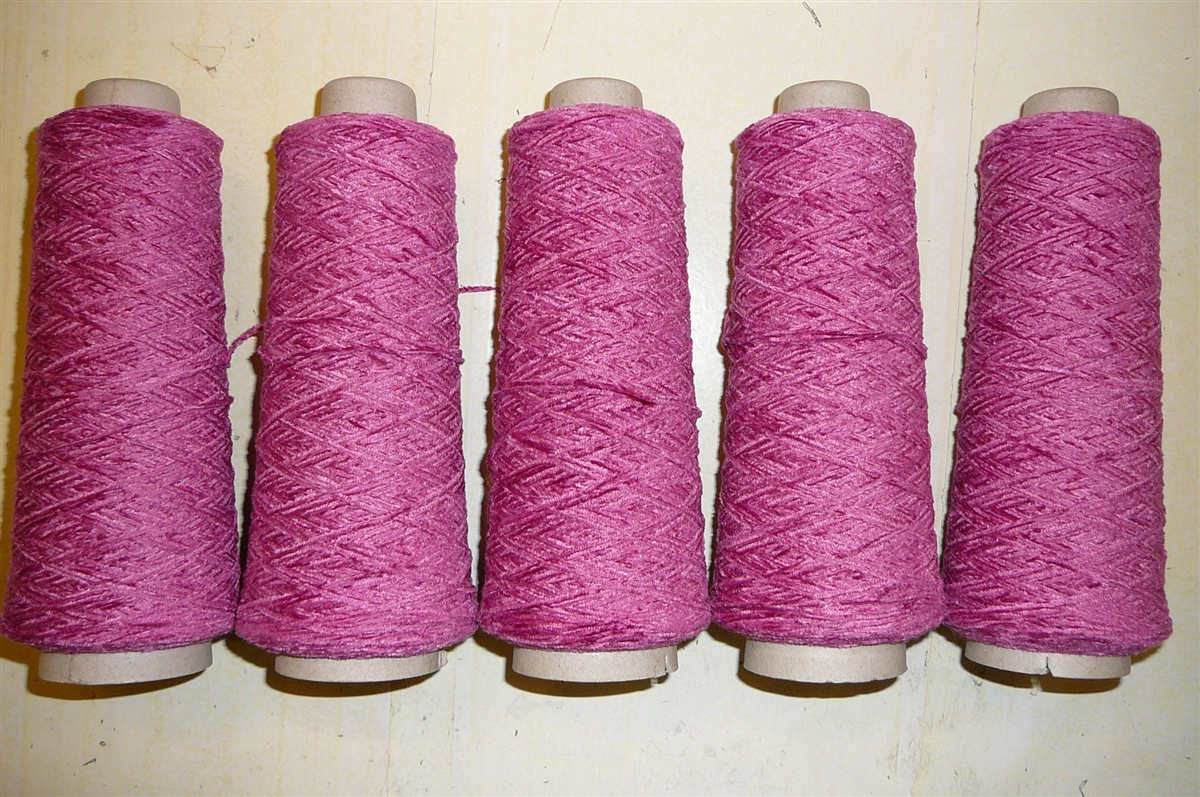 Chenille Four ply
