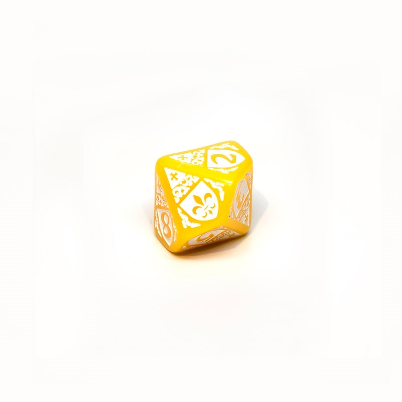 french faction d10 dice set