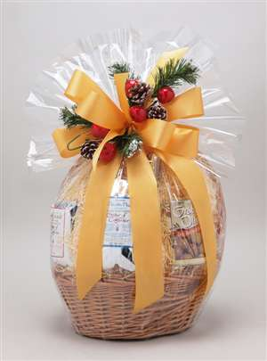 grabers delight basket