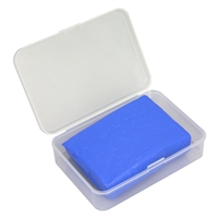 BLUE CLAY BAR MEDIUM GRADE (200 GRAM) W/CASE - AC_118_1