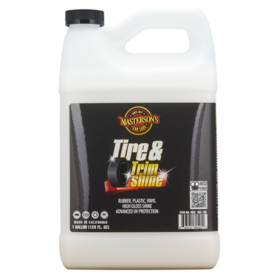 TIRE & TRIM SHINE (1 GAL) - MCC_104_128