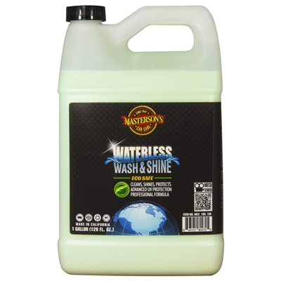 WATERLESS WASH & SHINE (1 GAL) - MCC_106_128