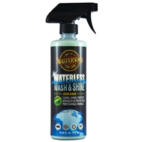 WATERLESS WASH & SHINE (16 oz) - MCC_106_16
