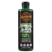 WHEEL & RIM CLEANER GEL (16 oz) - MCC_107_16