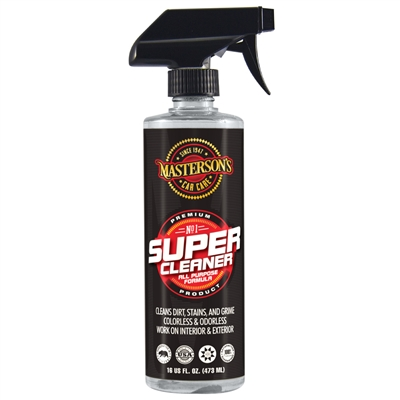 SUPER CLEANER ALL PURPOSE FORMULA (16 oz) - MCC_108_16