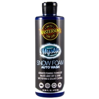 MYSTIC SNOW FOAM AUTO WASH (16 oz) - MCC_110_16