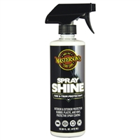 SPRAY SHINE TIRE & TRIM PROTECTANT (16 oz) - MCC_113_16