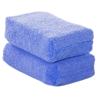 Premium Microfiber Applicator 5x3x1.5 (2-Pack) - MF_110_2