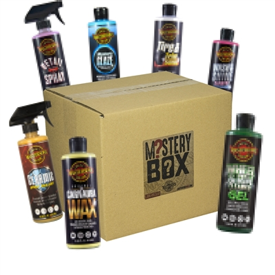 MYSTERY BOX - $49.99 LIMITED EDITION - $80+ VALUE!