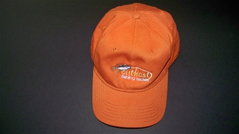 Outkast Orange Baseball Cap - Flexx Fit Orange (Fits L-XL)