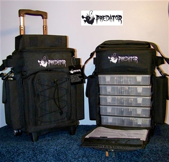 PREDATOR ROLLER BAG - SMALL