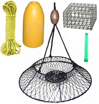 Promar Ambush Hoop Net & Kit (8 nets and kits)