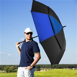 "JEF World of Golf 72"" All Sport Protection Umbrella"