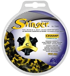 Champ Stinger Fast Twist Golf Spikes