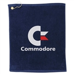 Tri-fold Golf Terry Towel - Price includes logo embroidery!