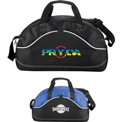 Sport Duffel Bag - Price includes Your Logo!