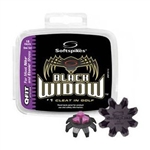 Softspikes Black Widow Q-Fit Golf Spikes