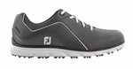 FootJoy Pro/SL Spikeless Golf Shoes Grey/White - Style #53270