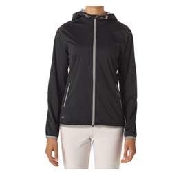 adidas Women's Golf ClimaProof 100% Waterproof Rain Jacket