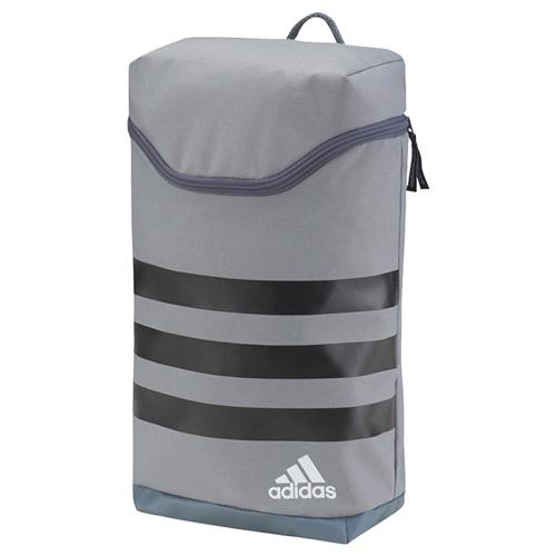 adidas Golf 3-Stripes Shoe Bag - Grey