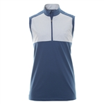 adidas Golf Stretch Wind Vest, Blue Style #BC2326