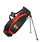 Chicago BlackHawks Golf Stand Bag