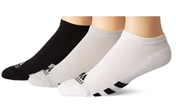 adidas Golf Men's 3-Pack No Show Sock