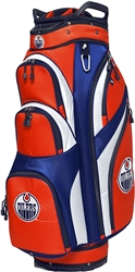 Edmonton Oilers Golf Cart Bag